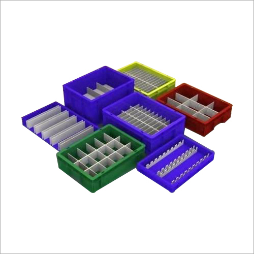 Fabricated Plastic Crates Certifications: Msme