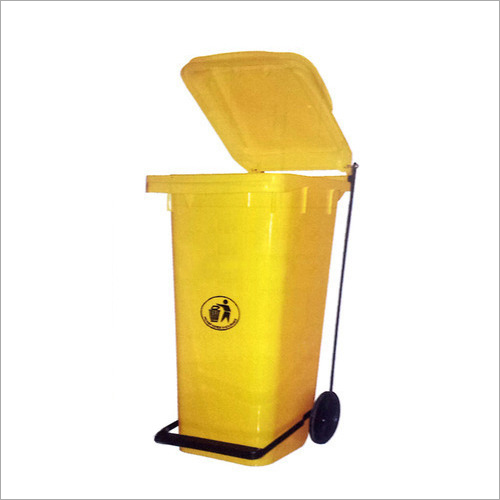 Wheel Dustbin