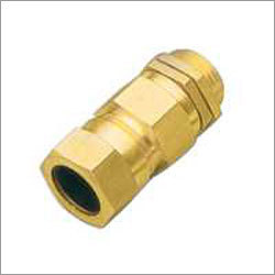 CW 4 Brass Cable Gland