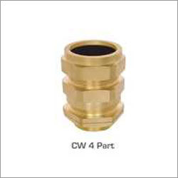 Brass CW4 Cable Gland