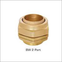 Brass BW2 Cable Gland