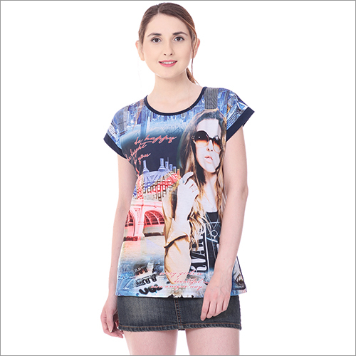 Digital Printed Tops