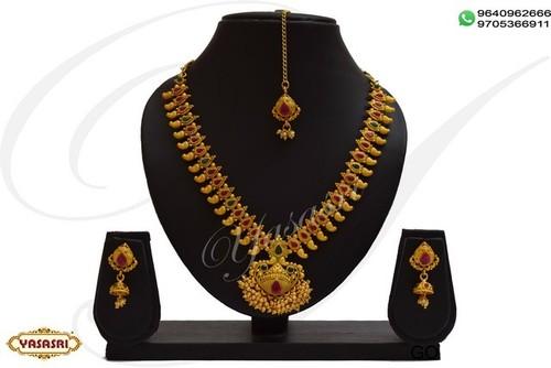 Yantic Designer Necklace