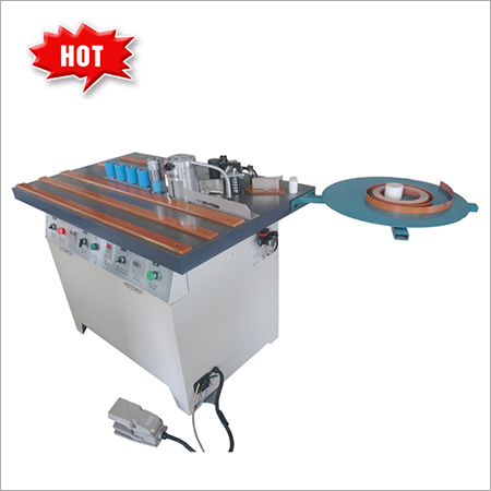 Wood Manual Edge Banding Machine