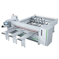 Automatic Wood Single Rip Saw Machine With Automatic Protection System