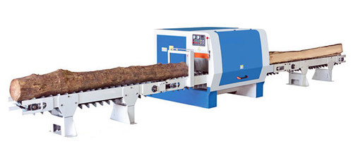 Automatic Single Blade Rip Metal Cutting Saw Machine