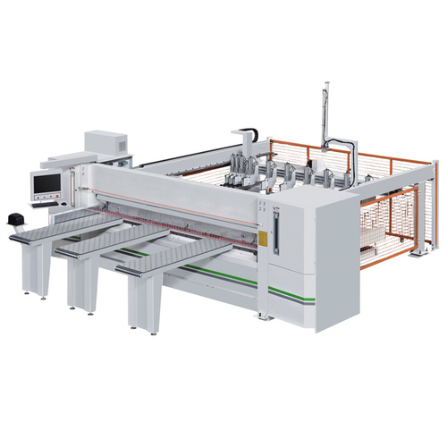 HC330L Wood CNC Computer Panel Saw Machine