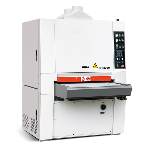 HC2210A Automatic Wide Belt Sanding Machine