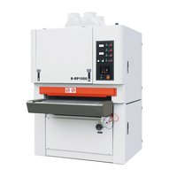 27.89kw Two-Head Wide Belt Sanding Machine