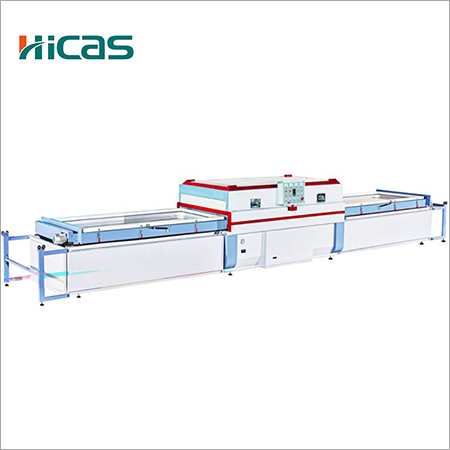 Vacuum Membrane Filming Machine