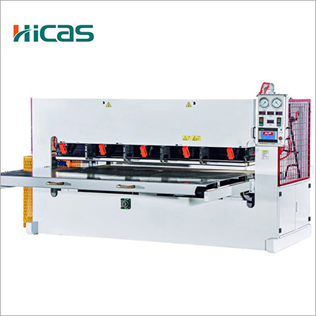 37.4kw Veneer Vacuum Membrane Press Machine