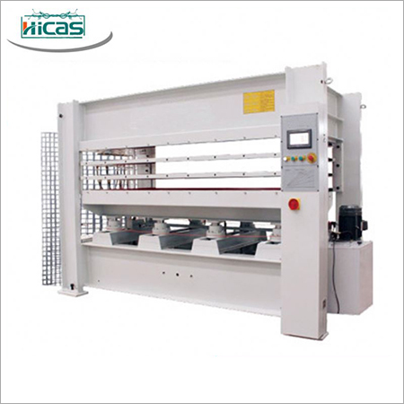 Hydraulic Plywood Hot Press Machine