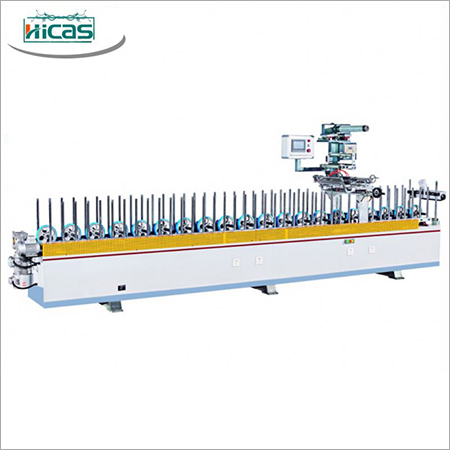 Plastic Film Profile Wrapping Machine