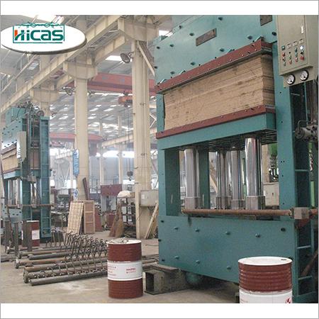400 Ton Veneer Wood Hot Press Machine