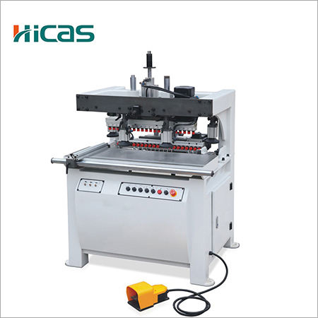 Single Head Wood Boring Machine
