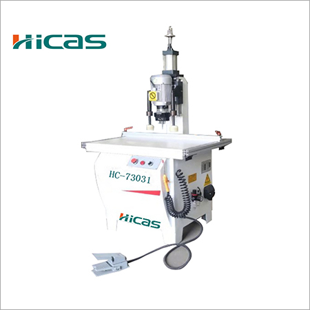 4 Head Hinge Drilling Machine