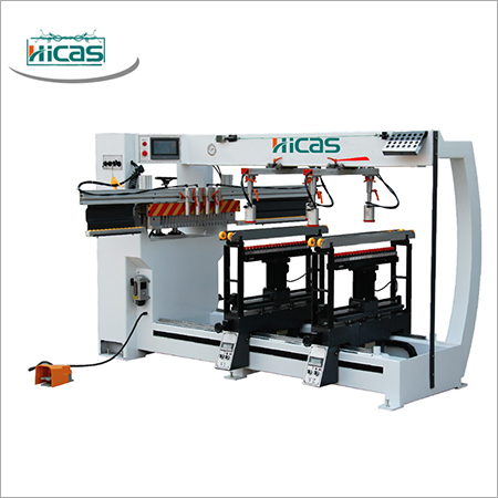 Panel Furniture Double Rows Boring Machine