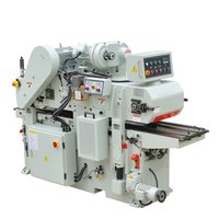 Digital 21.07kw Electric Double Sided Wood Planer Machine