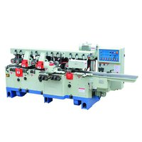 HC4016F Woodworking Four Side Planer Moulder