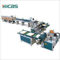 Comb Finger Jointing Machine