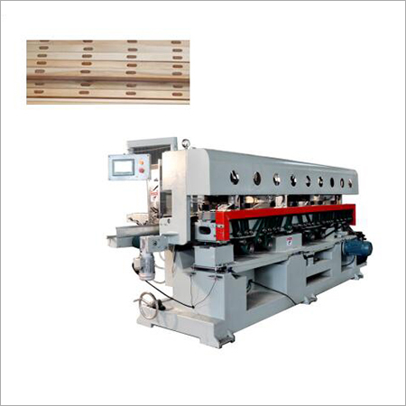 Wood Automatic Multiple Spindle Mortising Machine