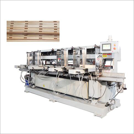 Horizontal Mortising Machine