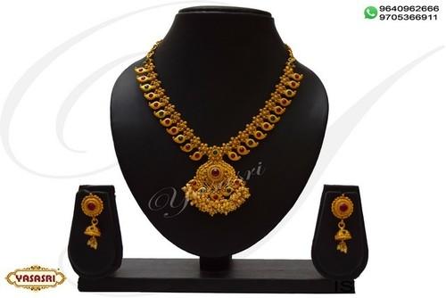 Women Designer Yantic Necklace