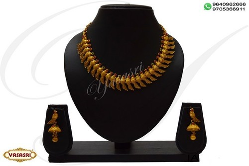 Traditional Yantic Necklace