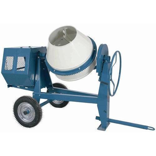 Non Hopper Mixer Machine