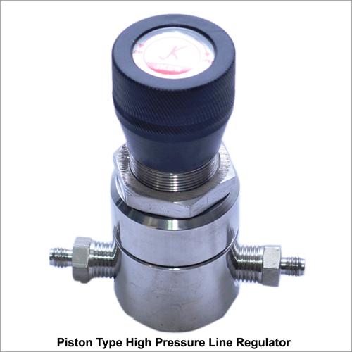 Piston Type High Pressure Line Regulator