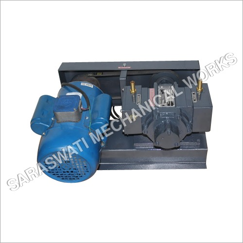 1HP Dry Vacuum Pump Set