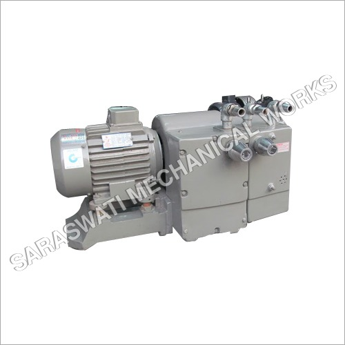 3HP Dry Vacuum Pump Set