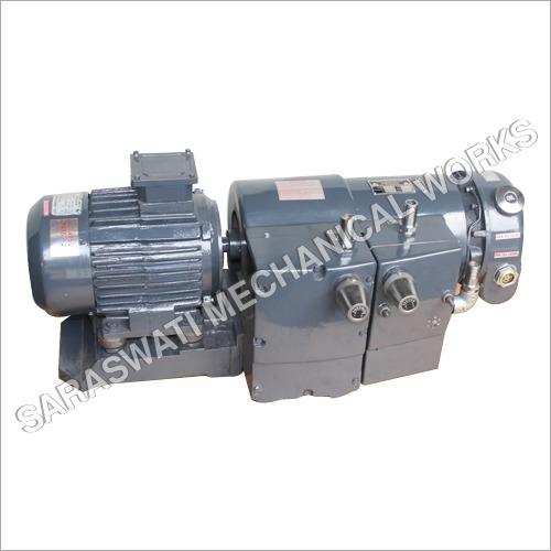 HP Oil Bath Vacuum Pump