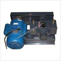 Offset Vacuum Pump