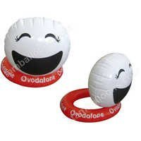 Head Balloon Vodafone