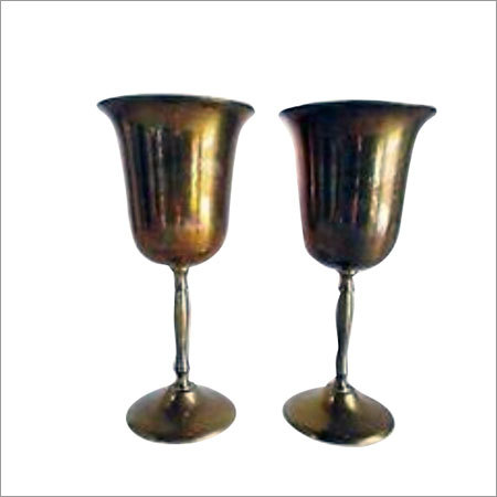 Decorative Metal Glass