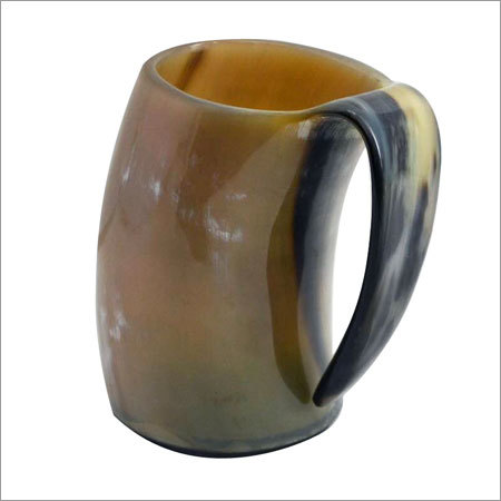Horn Carving Mugs