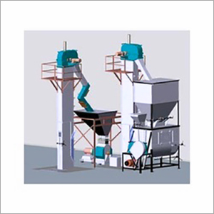 HE Series Cattle Feed Mash Plant