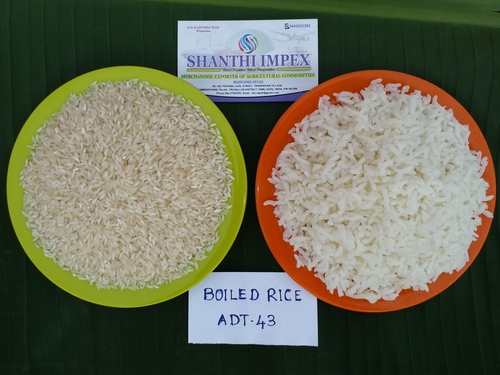 Boiled Rice Variety