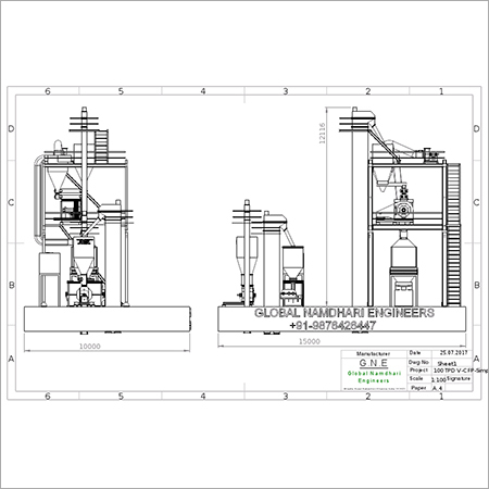 I Series Cattle Feed Pellet Plant