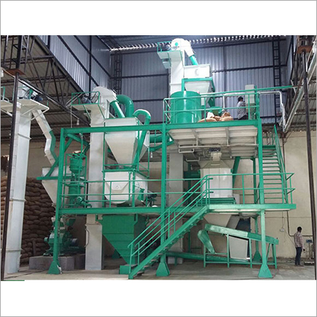N-Series Vertical Cattle Feed Pellet Plant