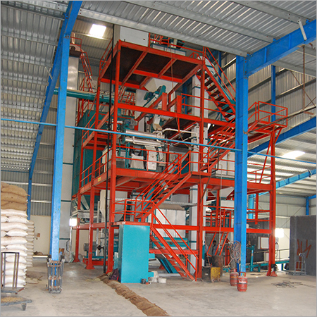 S12-Series Computerized Cattle Feed Pellet Plant