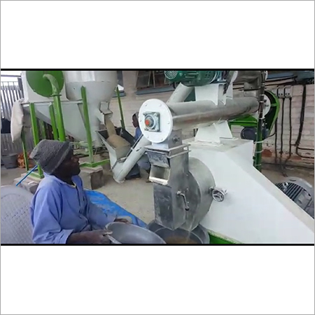 V-Series Poultry Feed Pellet Plant
