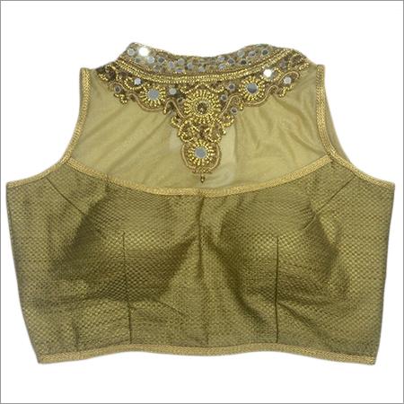 013b2e670304e Ladies Designer Embroidery Blouse - Ladies Designer Embroidery ...