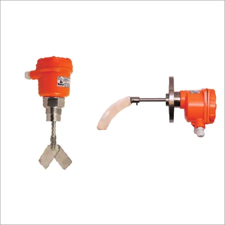 Rotating Paddle Point Level Switch for Solids