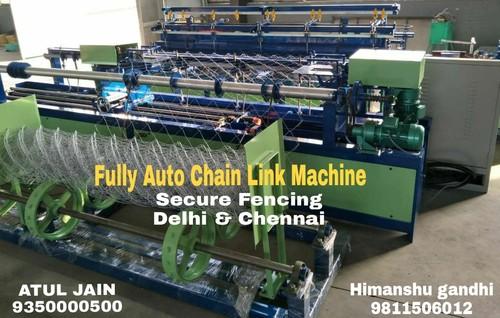 Chain Link Machine