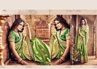 Beautiful Fusion of Tradition & Trend Silk Saree