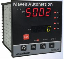 Masibus Digital Process Controllers