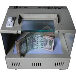 Fake Note Detector Banking Machine