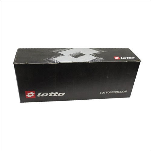 Lotto Shoes Packaging Printed Box